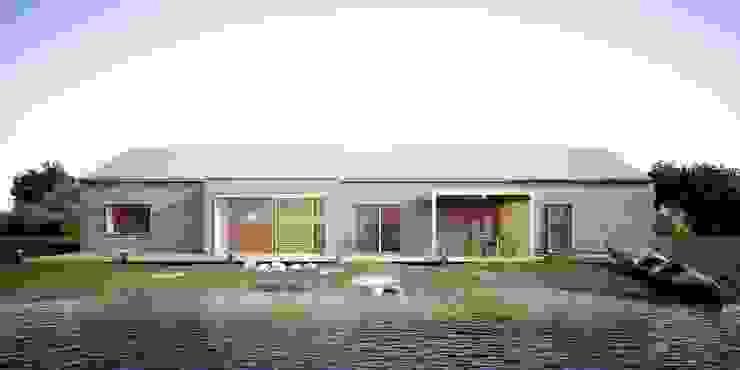 Houses by Majchrzak Pracownia Projektowa,