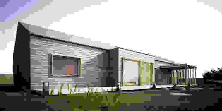 Projekty domów - House 26 Nowoczesne domy od Majchrzak Pracownia Projektowa Nowoczesny