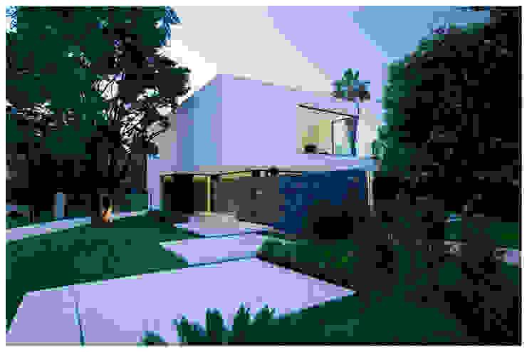 Modern Evler Remy Arquitectos Modern