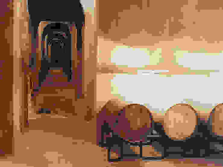 Bodega en Córdoba Bodegas rústicas de Mr-arquitectura Rústico