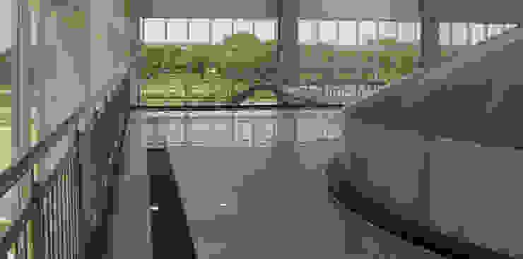 AMBEV Espaços comerciais industriais por Aurion Arquitetura e Consultoria Ltda Industrial