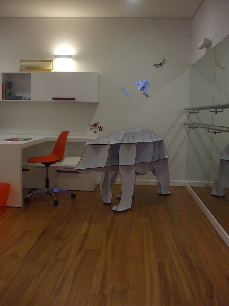 Moradia A+LO Quartos de criança modernos por Space Invaders _ Arquitectura e Design Moderno