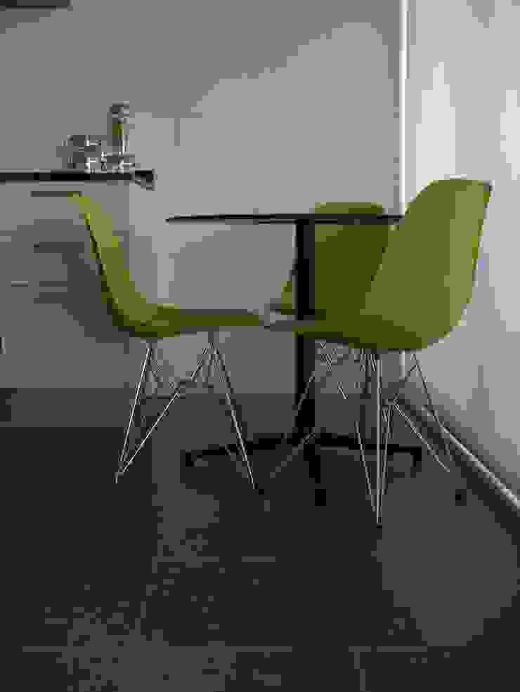 Apartamento de férias EN Cozinhas modernas por Space Invaders _ Arquitectura e Design Moderno