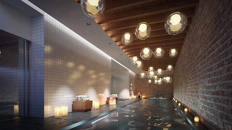 Pool by Let´s Go, Modern