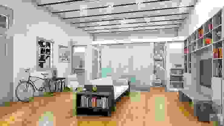 Modern Living Room by Let´s Go Modern