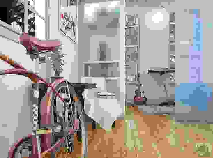 Proyecto Recoleta Loft Livings modernos: Ideas, imágenes y decoración de Let´s Go Moderno