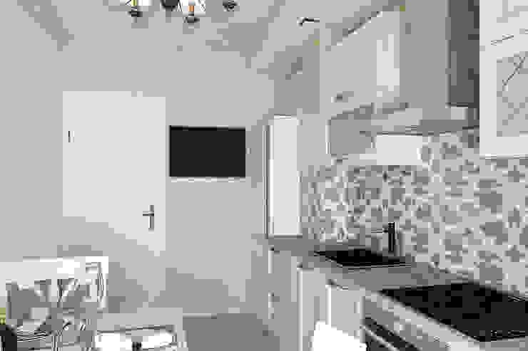 Кухня Кухня в классическом стиле от Дизайн студия Жанны Ращупкиной Классический