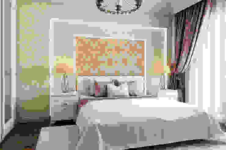 Спальня Спальня в классическом стиле от Дизайн студия Жанны Ращупкиной Классический