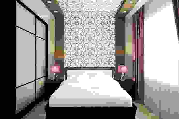 Modern Bedroom by Дизайн студия Жанны Ращупкиной Modern