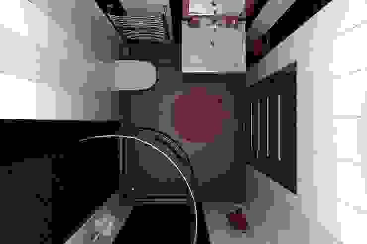 Душевая Ванная комната в стиле минимализм от Дизайн студия Жанны Ращупкиной Минимализм