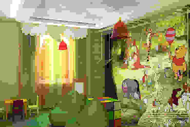 Modern nursery/kids room by Дизайн студия Жанны Ращупкиной Modern