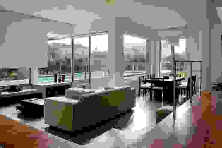 Salas de estilo  por Remy Arquitectos, Minimalista