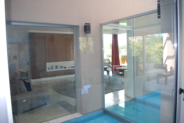 Modern windows & doors by cm espacio & arquitectura srl Modern