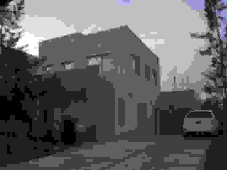 Nowoczesne domy od Grupo PZ Nowoczesny