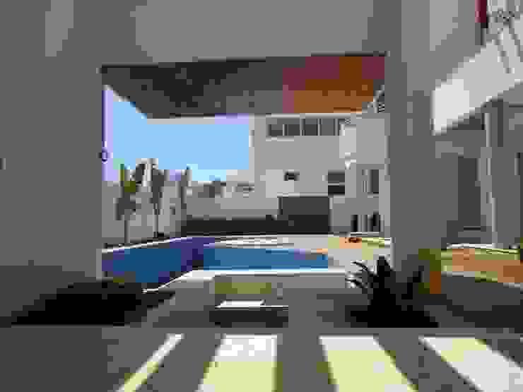 Residência Bauru Jardins tropicais por HZ Paisagismo Tropical