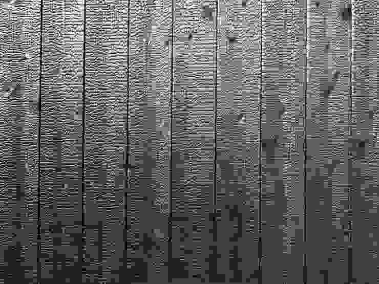 二俣川の家 モダンな 壁&床 の ディンプル建築設計事務所 モダン 木 木目調
