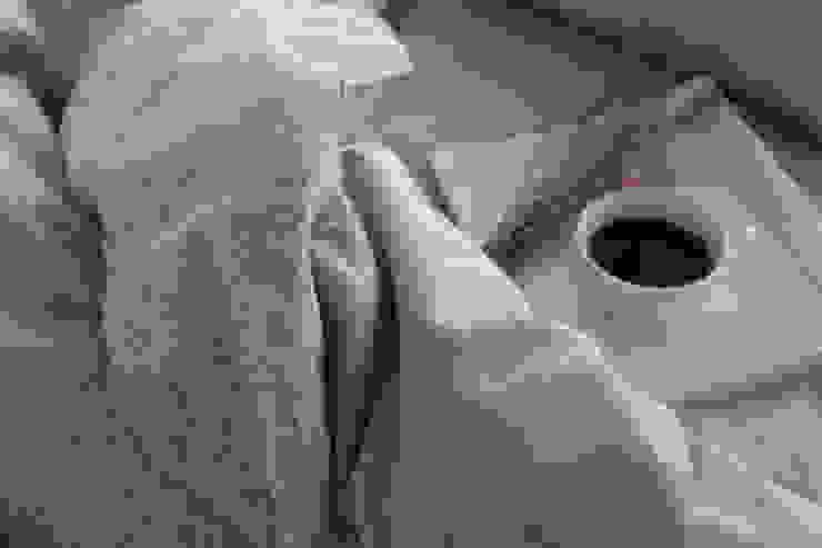 minimalist  by (주)데코뷰, Minimalist Cotton Red