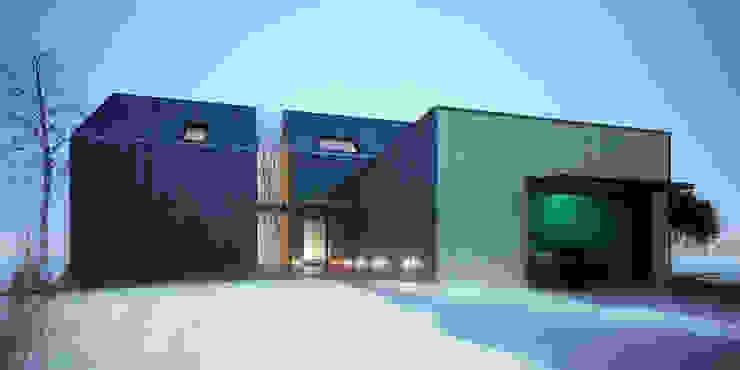 Projekty domów - House x03 Nowoczesne domy od Majchrzak Pracownia Projektowa Nowoczesny