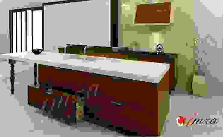 Mutfak Dolabı Modern Mutfak imza decor Modern