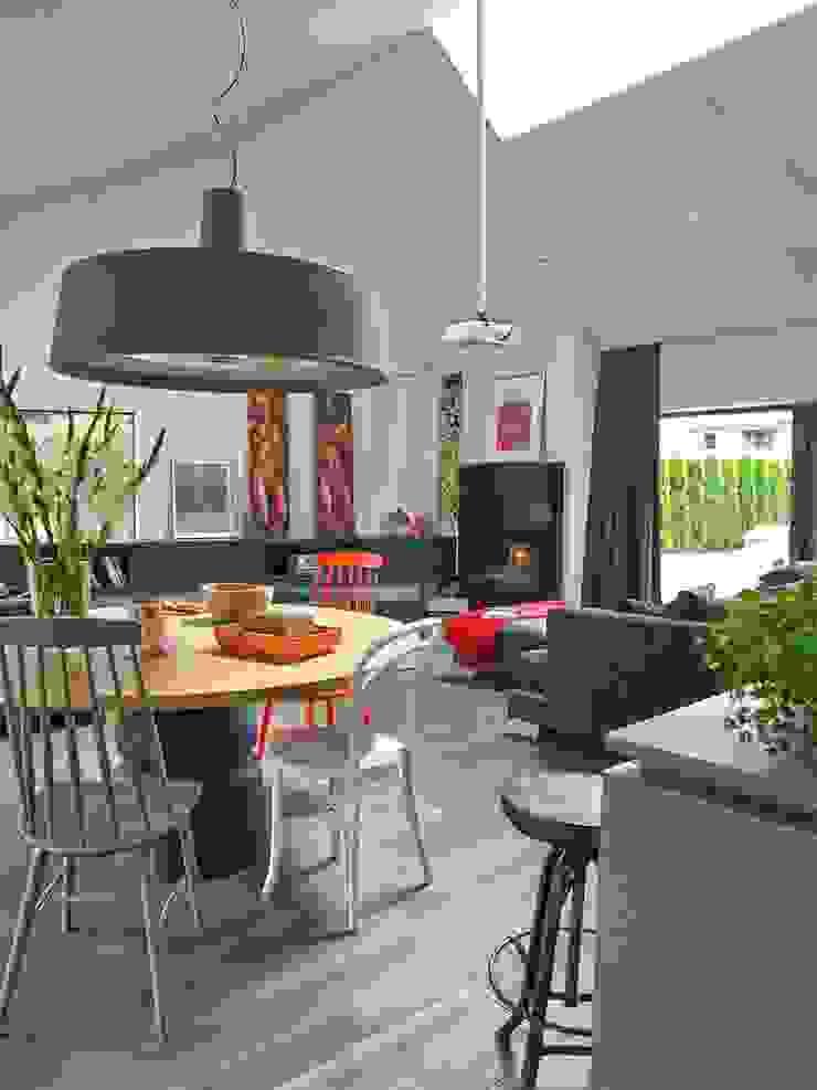 Dom Nowoczesna kuchnia od stando interior design Nowoczesny