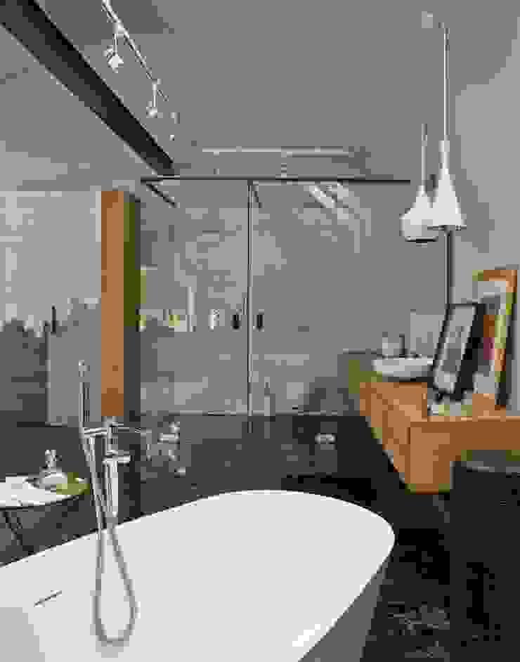 Dom Nowoczesna łazienka od stando interior design Nowoczesny
