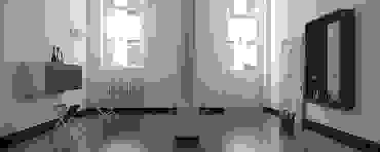 Работы Коридор, прихожая и лестница в модерн стиле от Aleks [koovp] images Модерн
