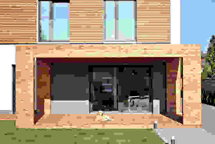 Huizen door AAYE Architekci,