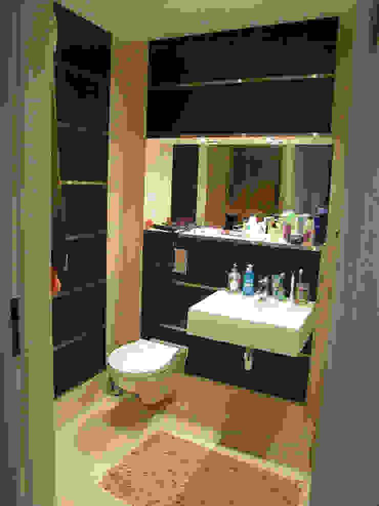 Wnetrze Klasyczna łazienka od MMM Wnętrza Klasyczny