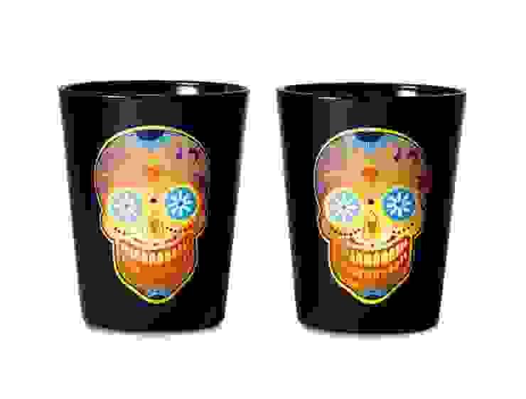 Skeleton Votive Pair PartyLite HogarAccesorios y decoración