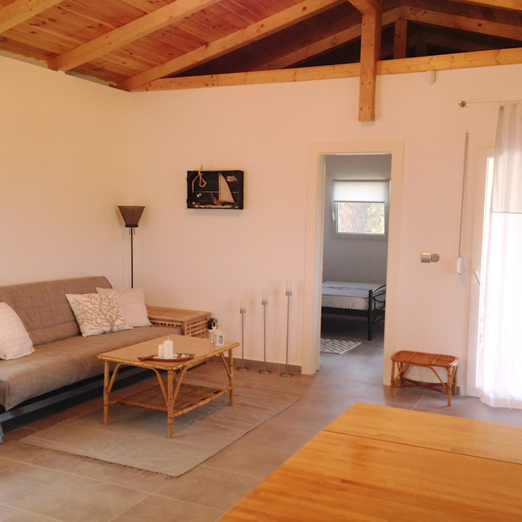 Cocooninberlin Living roomSofas & armchairs Grey