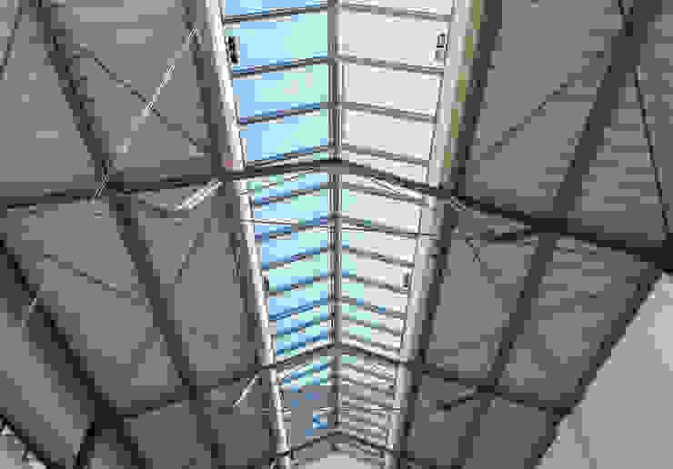 The Workshop Fenêtres & Portes modernes par Henning Stummel Architects Ltd Moderne