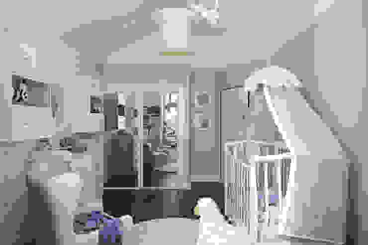 Таунхаус в г.Краснодар Design Studio Details Детские комната в эклектичном стиле