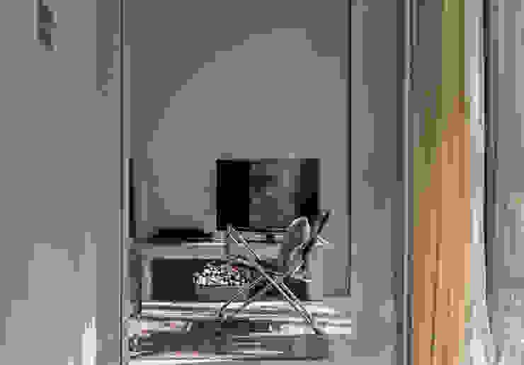 The Workshop Salon moderne par Henning Stummel Architects Ltd Moderne