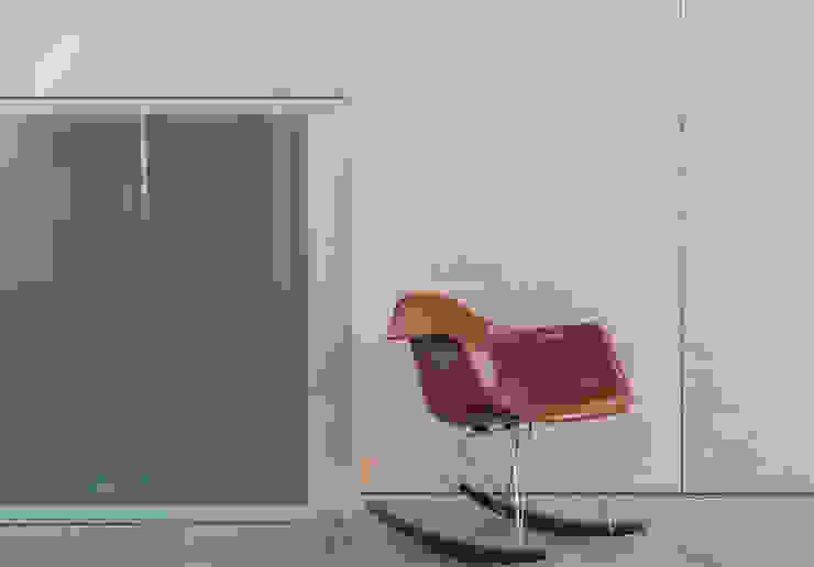 The Workshop Murs & Sols modernes par Henning Stummel Architects Ltd Moderne