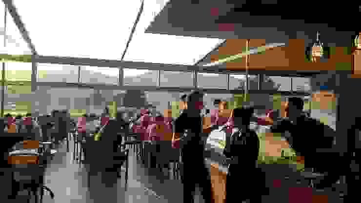 Kahve Terası Merve Demirel Interiors Modern