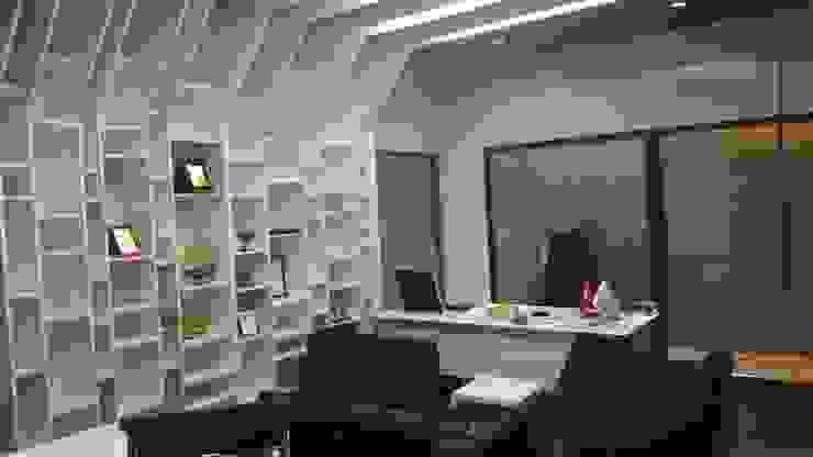 SEVİYE ANADOLU LİSESİ VE ORTAOKULU Modern Çalışma Odası ÖZ-İŞ İNŞAAT İÇ MİMARLIK HAZIR MUTFAK Modern