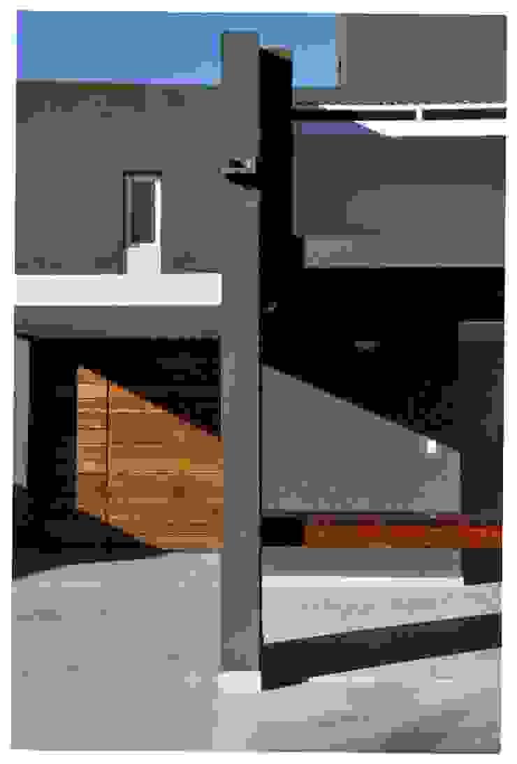 Casa B° Juramento Casas modernas: Ideas, imágenes y decoración de Kawsay Arquitectura Moderno