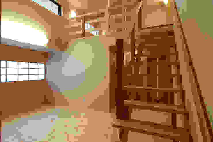 恒屋の家 和風の 寝室 の 今村建築一級建築士事務所 和風