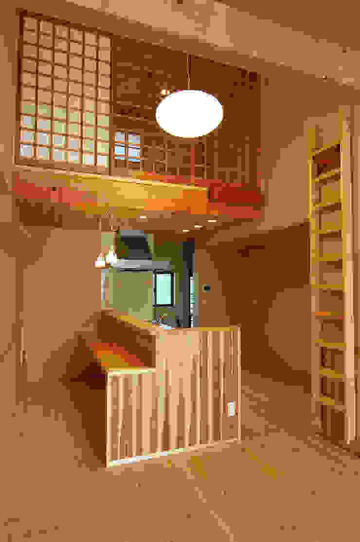 恒屋の家 和風の キッチン の 今村建築一級建築士事務所 和風