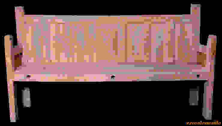 Pablo Antigüedades Living roomStools & chairs Wood