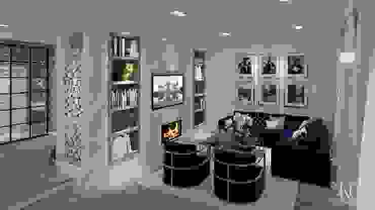 Apartament od KC-DESIGN