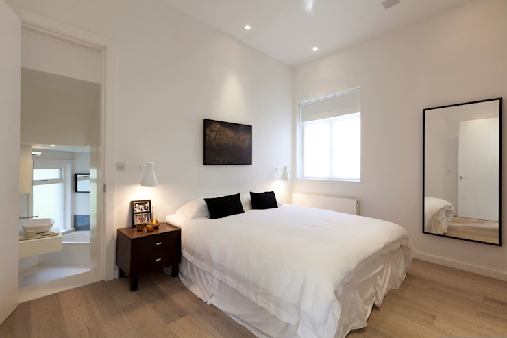 modern  by The White House Interiors , Modern