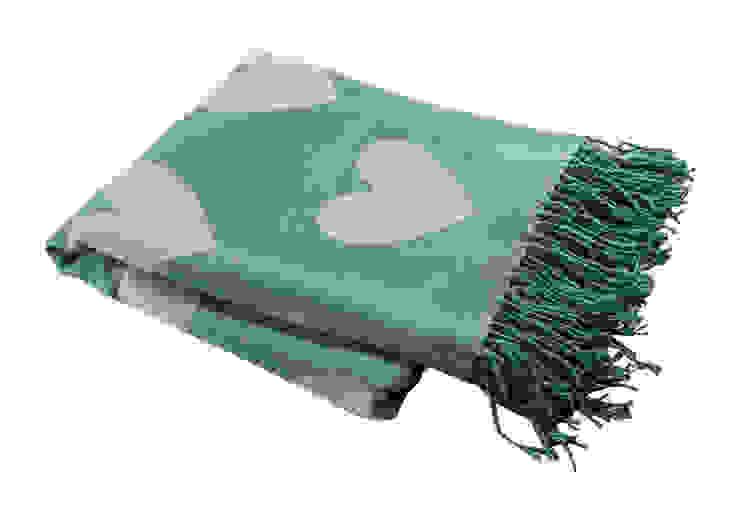 Покрывало Hearts V1158 от LeHome Interiors Классический Текстиль Янтарный / Золотой