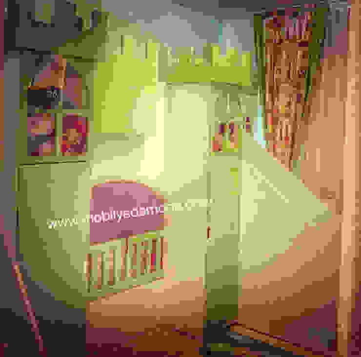 Moderne Kinderzimmer von MOBİLYADA MODA Modern Holz Holznachbildung