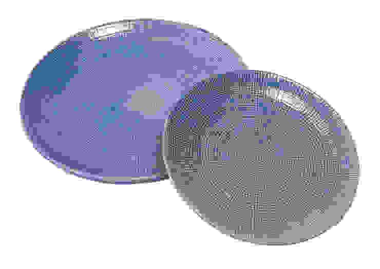 Тарелка Dudley (набор из 2-х штук) V945 от LeHome Interiors Классический Керамика