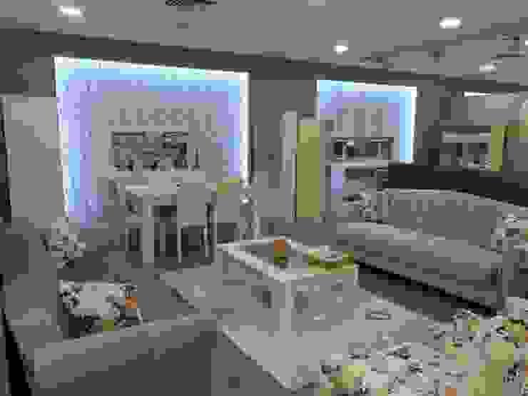 Odekor Modern Yemek Odası odekor tasarım ve dekorasyon Modern