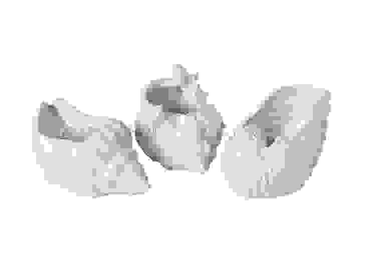 Декоративные ракушки (комплект из 3-х штук) V895 от LeHome Interiors Классический Керамика
