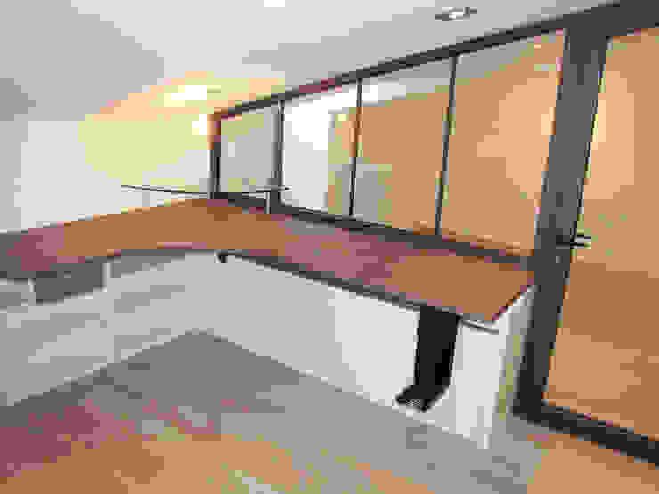 Bureau par Kauri Architecture Moderne