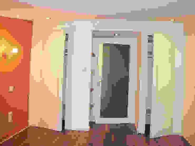 Rangements chambre Chambre moderne par Kauri Architecture Moderne