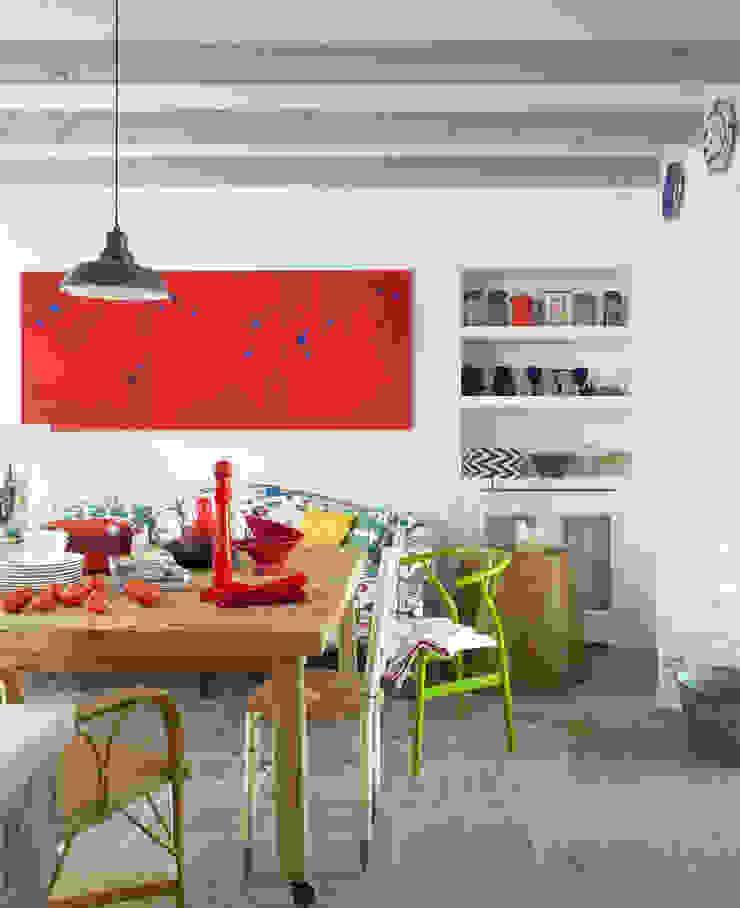 Cocinas modernas de Melian Randolph Moderno
